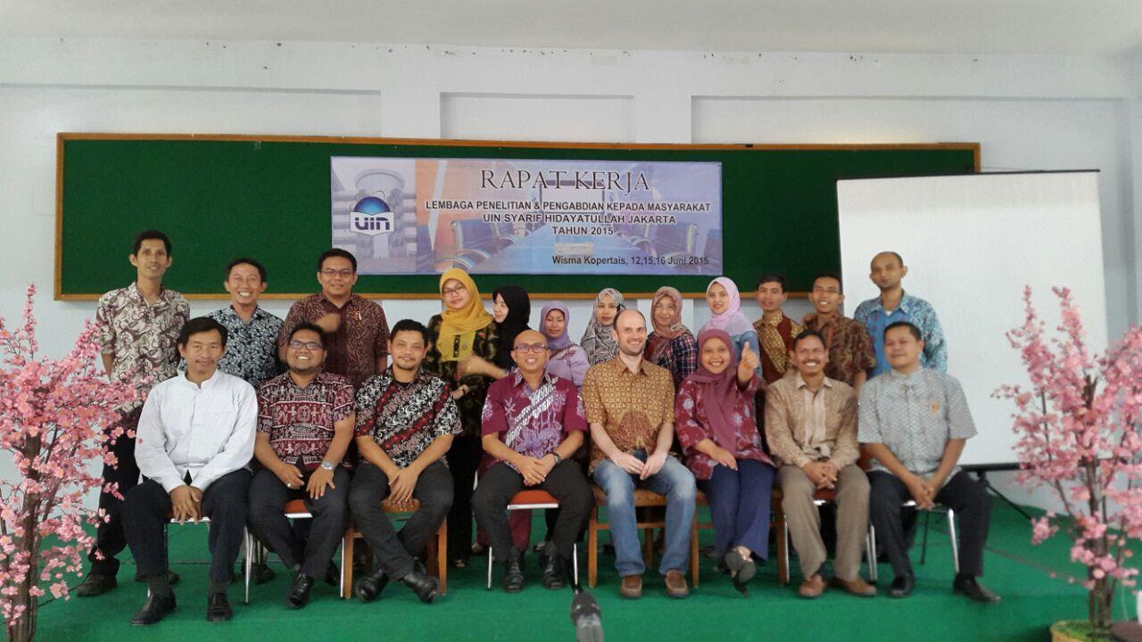 Rapat Kerja LP2M: Perkuat Relasi Kerja Sama dan Riset Kolaborasi Internasional