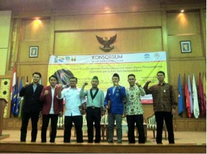 4 Organisasi Kemahasiswaan Islam Indonesia Tandatangani Piagam I'tikad