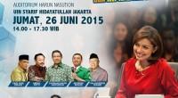 Auditorium Harun Nasution, Berita UIN Online—Kiprah keislaman dan kebangsaan KH […]