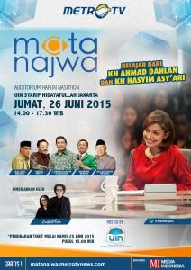 Mata Najwa: Belajar dari KH Ahmad Dahlan Dan KH Hasyim Asyari