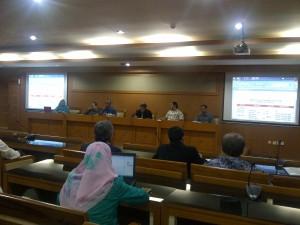 SMM ISO 9001: 2008 UIN Jakarta Diaudit