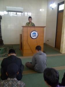 Kultum Bambang Pranowo