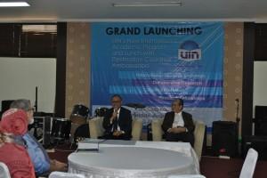 LP2M UIN Jakarta Gelar Peluncuran Program Akademik Internasional
