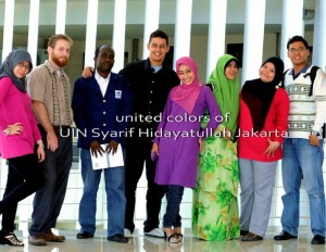 Belasan Mahasiswa Asing Kuliah di UIN Jakarta