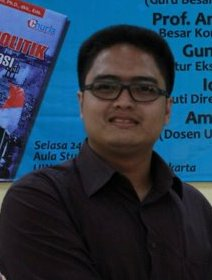 Peneliti Junior PPIM UIN Jakarta Dirga Maulana