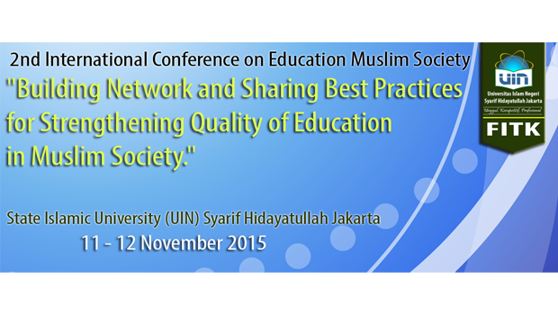 "International Conference on Education Muslim Society (ICEMS) 2015 The theme for this year conference is ""Building Network and Sharing Best Practices for Strengthening Quality of Education in Muslim Society."" Further information is […]"