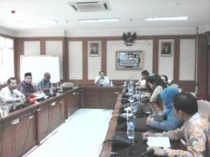 Komisi Yudisial Kunjungi FSH UIN Jakarta