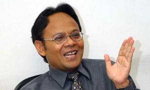 Guru Besar UIN Jakarta Prof Dr Komaruddin Hidayat