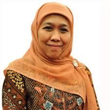 Menteri Sosial Dra Hj Khofifah Indar Parawansa M.Si