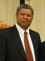 Wakil Rektor Bidang Administrasi Umum Prof Dr Abdul Hamid MS