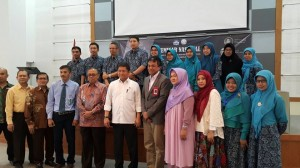 Menkominfo Sampaikan Pidato Kunci di UIN Jakarta