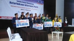 Tim Debat FSH UIN Jakarta Rajai Debat Nasional