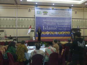 Menag Apresiasi International Seminar of Islamic-QA