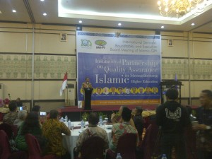Menristek Dikti Buka International Seminar of Islamic-QA