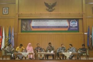 FDI UIN Jakarta meluncurkan KARAMI (Keluarga Alumni Dirasat Islamiyah), Sabtu (10/10). KARAMI diharap menjadi media komunikasi fakultas dan alumni FDI.