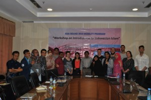 10 mahasiswa Australia Belajar Islam, Budaya, dan Bahasa Indonesia