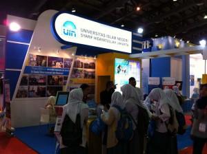 UIN Jakarta Ikuti Education Expo 2016 di JCC
