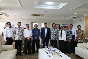UIN Jakarta dan Kemenpora Jajaki Kerjasama