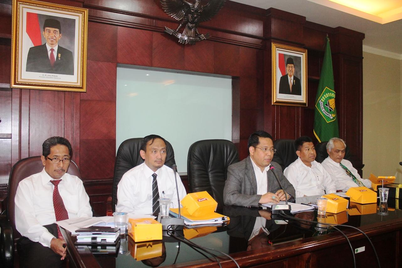 Direktur Jenderal Pendidikan Islam, Kamaruddin Amin.