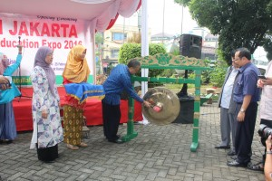 Education Expo UIN Jakarta 2016 Resmi Dibuka