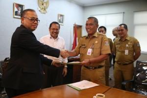 UIN Jakarta dan DPRD Tangerang Teken MoU