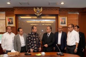 UIN Jakarta-Kemendesa RI Rintis Kerjasama