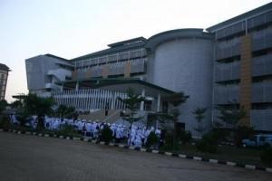 Gedung FKIK UIN Jakarta
