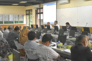 SPs UIN Jakarta Gelar Rapat Dosen