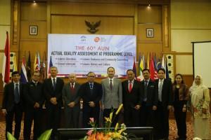 UIN Jakarta, PTKIN Pertama Disertifikasi AUN-QA