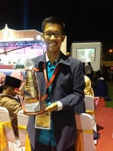 Teliti Soal Ekologi, Mahasiswa UIN Raih Juara MMQ Banten