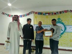 FDI Borong 3 Juara Dalam Satu Bulan