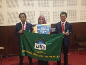 Tim Debat FSH Sabet Juara Debat Hukum Padjajaran Law Fair