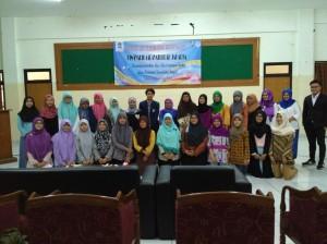 Seminar DPP DEMA UIN: Perempuan Harus Perkuat Diri