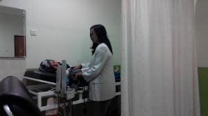 Calon peserta Kuliah Kerja Nyata Program Pengabdian kepada Masyarakat (KKN PPM) 2016 wajib melakukan cek kesehatan di Rumah Sakit UIN Jakarta. Pemeriksaan kesehatan dilakukan untuk mengetahui kondisi kesiapan fisik peserta dalam melaksanakan tugas-tugas pengabdian kepada masyarakat yang dijadwalkan berlangsung sepanjang Agustus mendatang.
