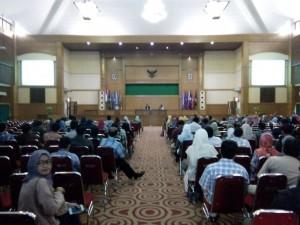 Pengawas UIN Jakarta Diberikan Pengarahan SBMPTN