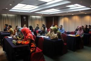Kementerian Agama Republik Indonesia (Kemenag) dan UIN Jakarta menggelar Focus Group Discussion (FGD) Implementasi Remunerasi PTKIN-BLU selama tiga hari di hotel Lumire, Selasa-Kamis (10-12/05).