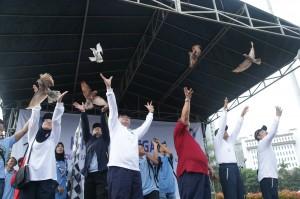 Milad 59 Tahun: Pesan Perdamaian UIN Jakarta untuk Dunia