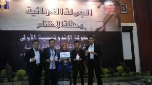 Mahasiswa FDI Raih Juara Tiga Debat IUADC