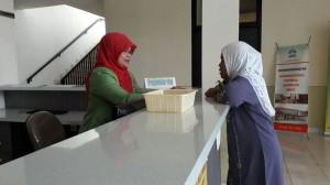 Apotik KPKM UIN Jakarta di Buaran Serpong Tangerang