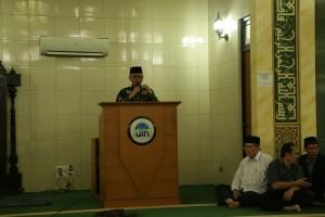Rektor UIN Jakarta Prof. Dr. Dede Rosyada, MA.