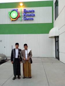Dosen UIN Jakarta Adakan Tadarus Ala Indonesia di Kanada