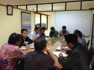FSH UIN Walisongo Semarang Belajar Program Double Degree dari FSH UIN Jakarta