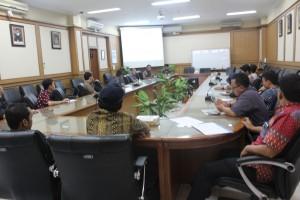 Rapat Dalam Kantor (RDK), Senin-Selasa (20-21/06).