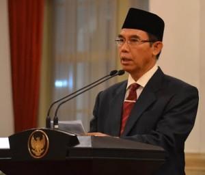 Prof. Dr. Ahmad Thib Raya MA
