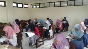 Ujian Tulis UM-PTKIN 2016. (14/06).