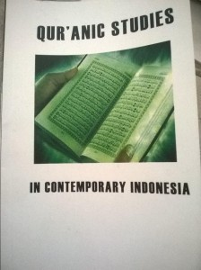 Seri Buku Tematik: Qur'anic Studies In Contemporary Indonesia