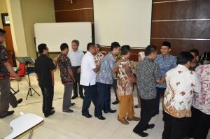 Sivitas Akademika SPs UIN Jakarta Gelar Halal bi Halal