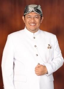 Gubernur Jawa Barat Dr. (H.C.) H. Ahmad Heryawan, Lc., M.Si
