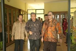 Jabar Hibahkan Tanah ke UIN Jakarta