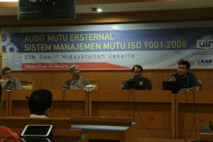 Vice Rector: All Units Need to Implement the QMS ISO 9001